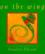 Cover of: On the wing