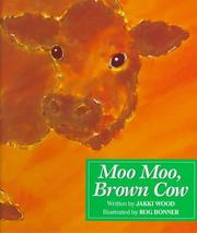 Cover of: Moo moo, brown cow