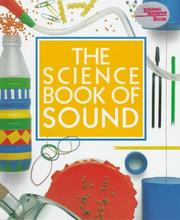 Cover of: The science book of sound