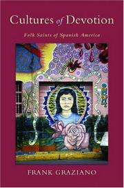 Cover of: Cultures of Devotion: Folk Saints of Spanish America