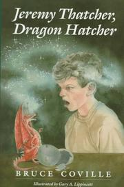 Cover of: Jeremy Thatcher, dragon hatcher: a magic shop book