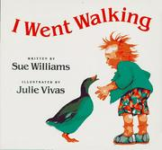 I Went Walking by Williams, Sue