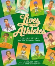Cover of: Lives of the Athletes