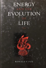 Energy and the evolution of life