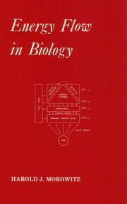Energy flow in biology
