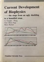 Current development of biophysics