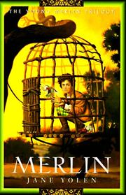 Cover of: Merlin: the young Merlin trilogy, book three