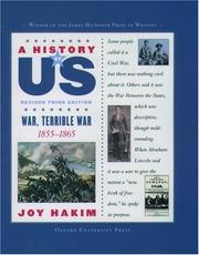 Cover of: A History of US: Book Six