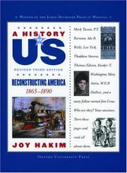 Cover of: A History of US: Book Seven