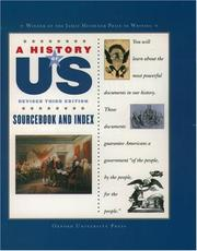 Cover of: A History of US: Book 11