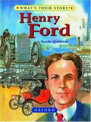Cover of: Henry Ford