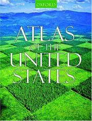 Cover of: Atlas of the United States | Harm J. de Blij