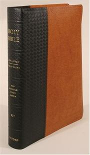 Cover of: The Old ScofieldRG Study Bible, KJV, Large Print Edition | C. I. Scofield