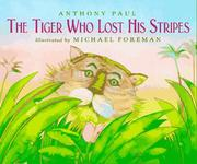 Cover of: The tiger who lost his stripes