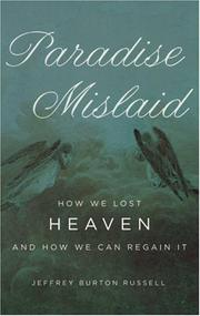 Cover of: Paradise Mislaid