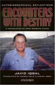 Cover of: Encounters with Destiny