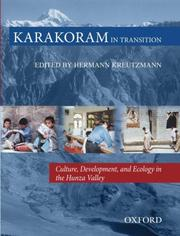 Cover of: Karakoram in Transition