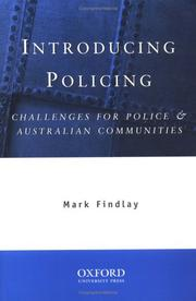 Cover of: Introducing policing