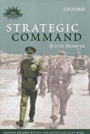 Cover of: Strategic command