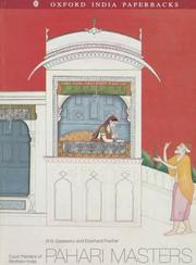 Cover of: Pahari-Meister