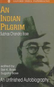 Cover of: An Indian pilgrim