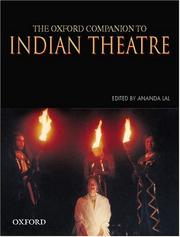 The Oxford Companion to Indian Theatre
