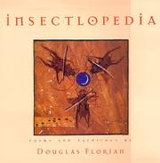 Cover of: Insectlopedia