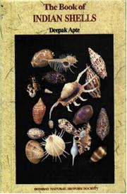 Cover of: The book of Indian shells
