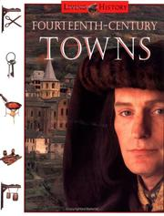 Cover of: Fourteenth-Century Towns