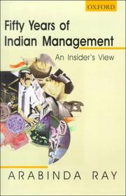 Cover of: Fifty Years of Indian Management