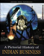 Cover of: A Pictorial History of Indian Business