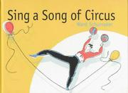 Cover of: Sing a song of circus
