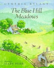 Cover of: The Blue Hill Meadows