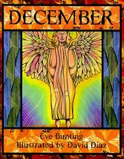 Cover of: December | Eve Bunting