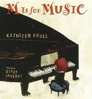 Cover of: M Is for Music