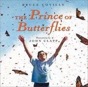 Cover of: The Prince of Butterflies
