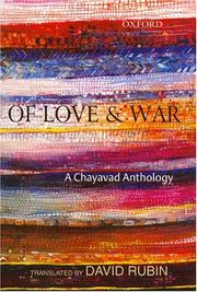 Cover of: Of Love and War