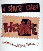 Cover of: A street called home