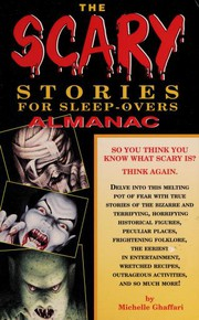The scary stories for sleep-overs almanac