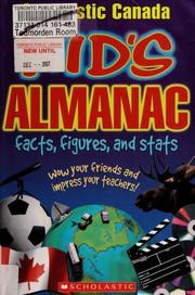 Scholastic Canada kid's almanac