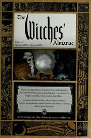 The Witches Almanac 2008-2009 (Witches Almanac)