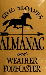 Eric Sloane's Almanac and Weather Forecaster