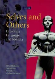 Cover of: Selves & Others