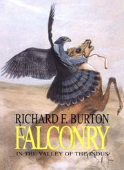 Cover of: Falconry in the valley of the Indus