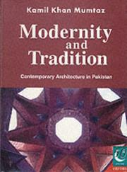 Cover of: Modernity and tradition