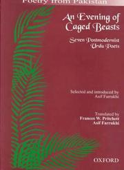 Cover of: An Evening of Caged Beasts |