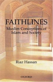 Cover of: Faithlines | Riaz Hassan