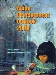 Cover of: Asian Development Outlook 2000