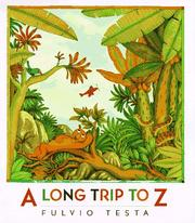 Cover of: A Long Trip to Z