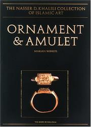 Cover of: Ornament and Amulet